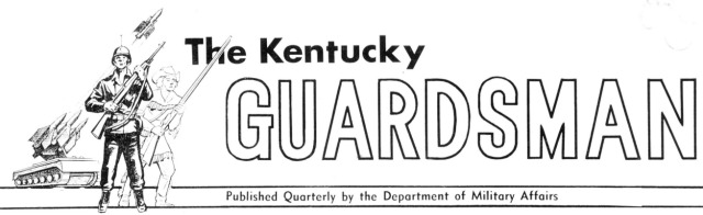 Kentucky Guardsman Newsletter header artwork