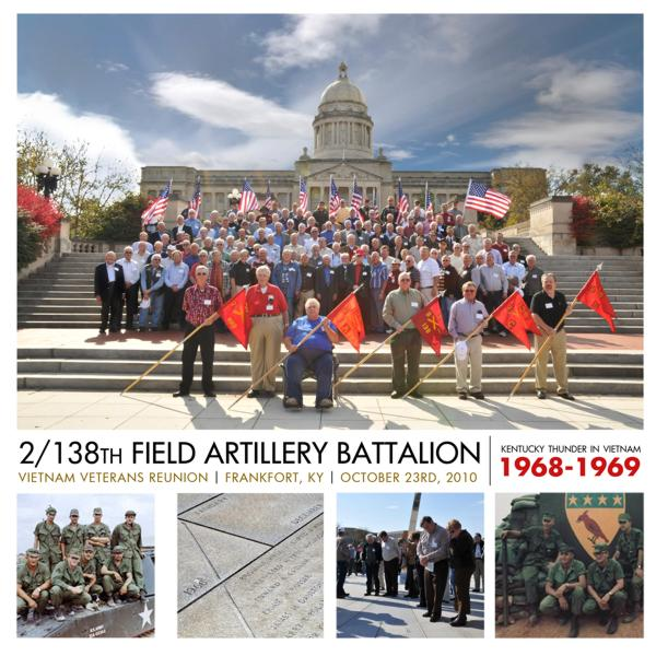 2/138th Field Artillery Battalion Reunion in Frankfort KY