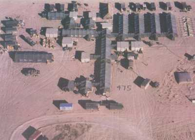 Kentucky Army National Guard 475th Mobile Army Surgical Hospital (MASH) in Saudia Arabia during Desert Shield / Storm.