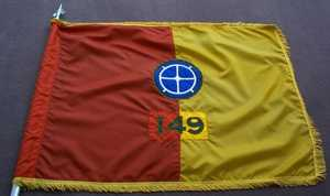 Image of 149th Flag